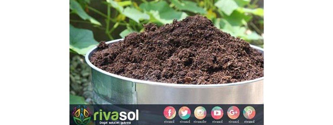 Vermikompostun Tarımda Kullanım Olanakları | Rivasol