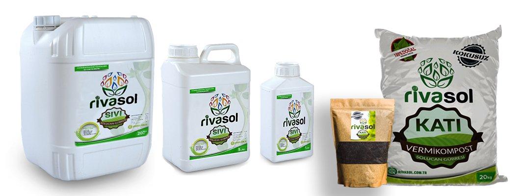 Solucan Gübresi Kullananlar | Rivasol