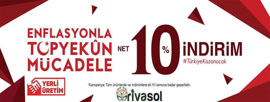 Enflasyonla Mücadele Kampanyası Hakkında | Rivasol