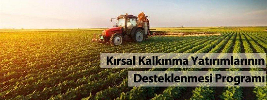 Kırsal Kalkınma Desteklenmesi programı 13.Etap Yayımlandı | Rivasol
