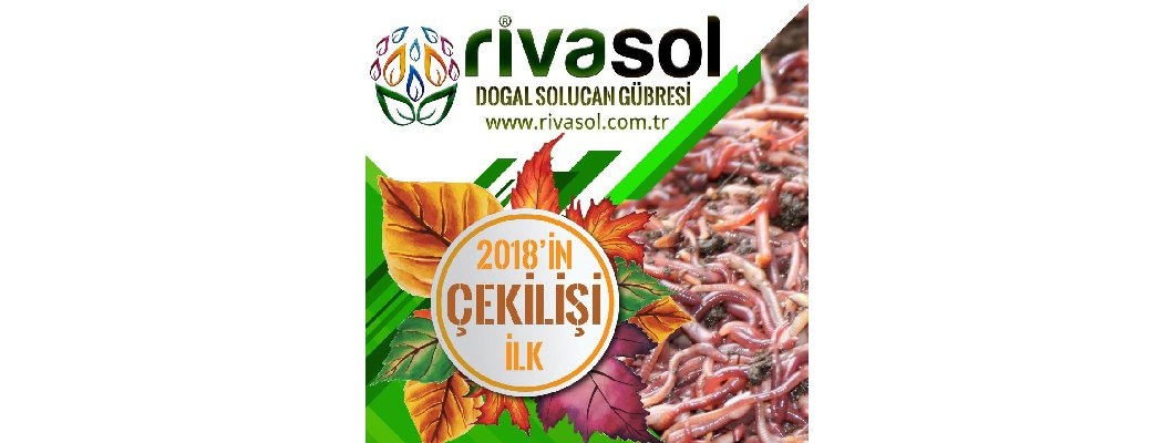 Rivasol'den 2018'in ilk cekilisi