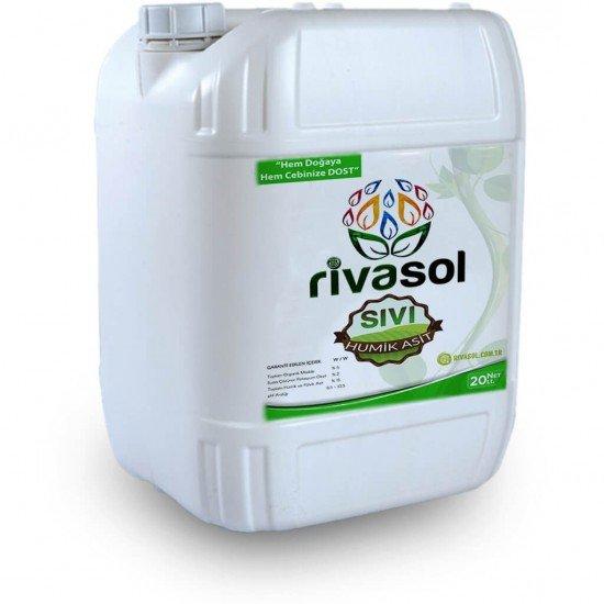 20 Litre Hümik Asit  | Rivasol