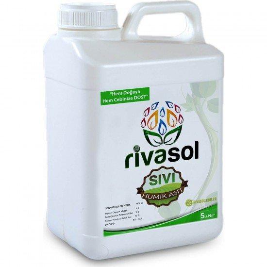 5 Litre Hümik Asit  | Rivasol