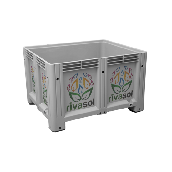 RV-1005 Plastik Kapalı Kasa ( 700 Kg )  | Rivasol