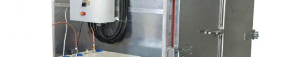 Solucan Gübresi Isıl İşlem Makinesi