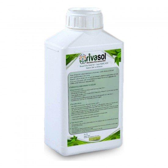 1 Litre Hümik Asit - Rivasol ®Hümik Asit