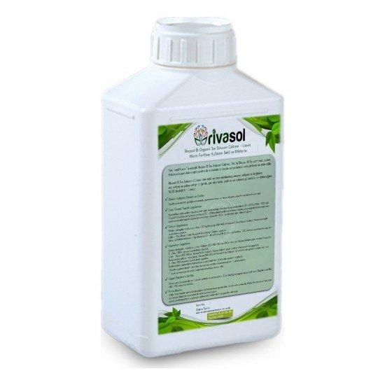 5 litre Hümik Asit ve 1 litre Sıvı Solucan Gübresi KombinSolucan Gübresi