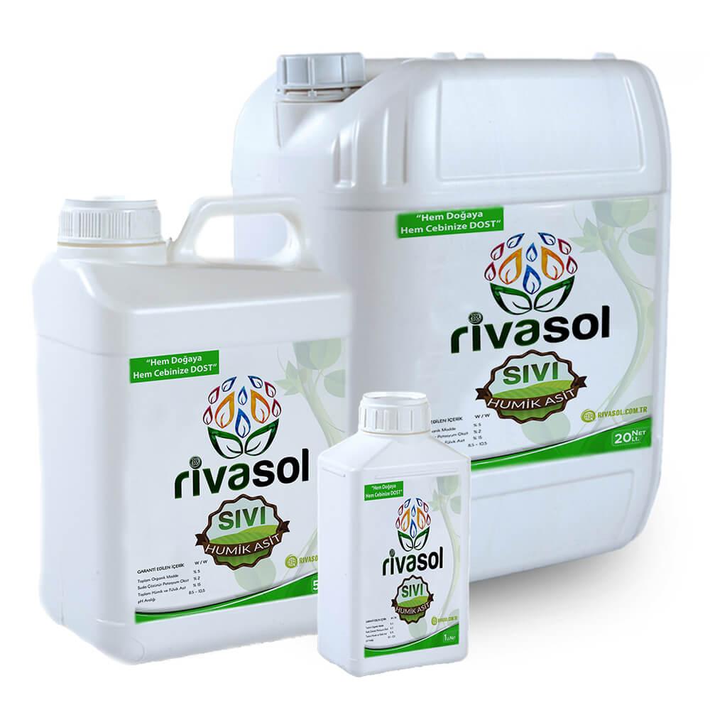 Rivasol ® Humik Asit Nedir ve Nasıl Üretilmiştir?