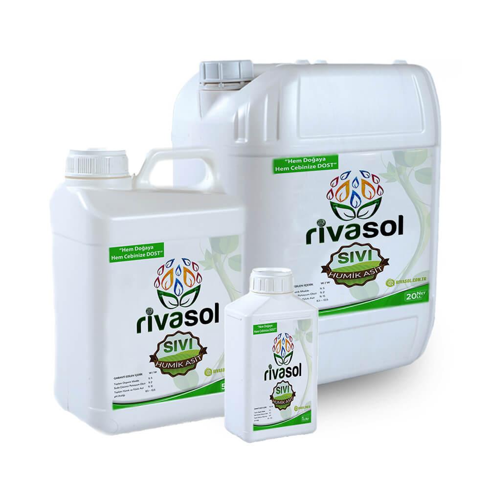 Rivasol ® Humik Asit'in Faydaları Nedir ve Nasıl Kullanılır